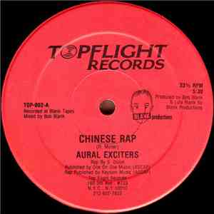 Aural Exciters - Chinese Rap download