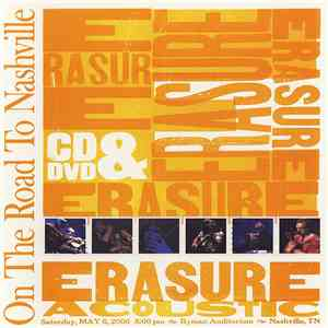 Erasure - On The Road To Nashville download