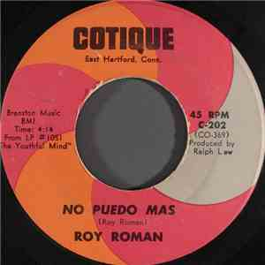 Roy Roman - No Puedo Mas download